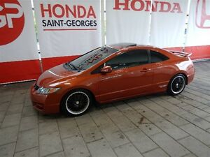 2009 Honda Civic SI MAG INSPECTION EN 150 POINTS !!