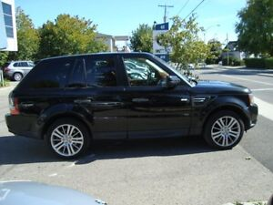 2010 Land Rover Range Rover Sport LUXERY PACKAGE
