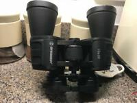 Bresser 10x50 binoculars in perfect condition.