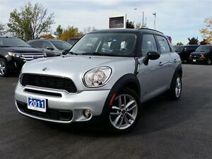 2011 MINI Cooper Countryman S-AWD--SPORT