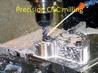 ** precision CNC milling services **