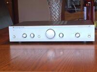 Cambridge A5 amplifier