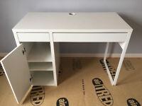 Ikea Micke Desk 105x50cm, good condition.