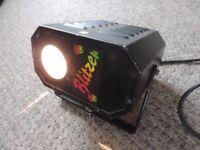 Disco lighting projector