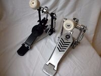 SONOR and YAMAHA BASS DRUM PEDALS