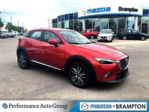 2016 Mazda CX-3 GT-TECH|BOSE|NAV|LEATHER|AWD
