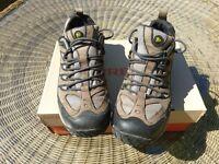 Merrell Refuge Pro Ventilator GoreTex Walking Shoes - Used twice!