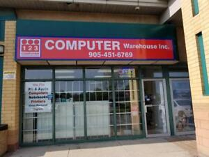 We Fix all Computers and Notebooks (20 Years of services in Brampton!)