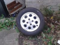 ford orion 1.6i ghia alloys,1980s,rare wheels.one missing so only 3,bargain £100