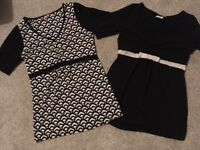 Next maternity tops size 8
