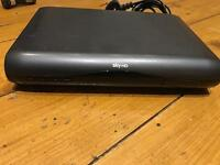 Sky HD 3D box small spare room