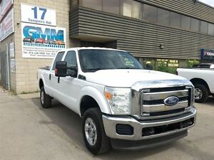 2011 Ford F-350 XLT Crew Cab Short Box 4X4 Gas