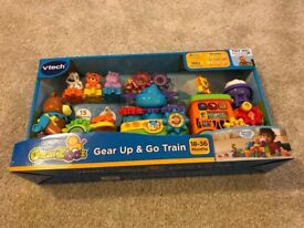 Vtech Gear Up and Go Train