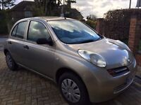 For Sale, Nissan Micra, Automatic, 5 Door