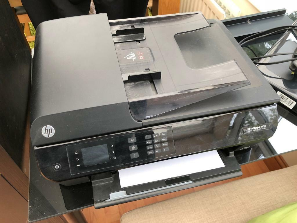 Avaiable drivers for the best HP OfficeJet 4630 eAllinOne