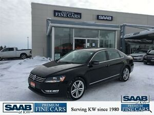 2015 Volkswagen Passat Highline Kitchener / Waterloo Kitchener Area image 1