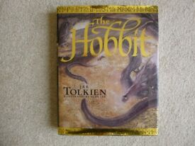The Hobbit - Hardback Book - JRR Tolkien