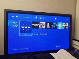 Panasonic 58 inch tv for sale