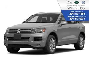 2014 Volkswagen Touareg Execline *BEST PRICE IN CANADA WE THINK*