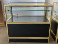 High quality Commercial glass display cabinet