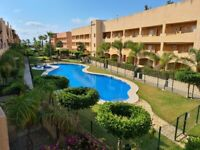Spread the balance over 5 years. 2 bedroom apartment in Almeria, Spain.