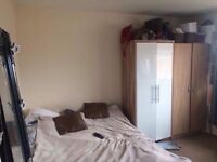 Double room. With a friendly flat mates.