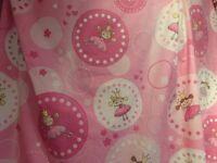 Girls (fairy design) curtains