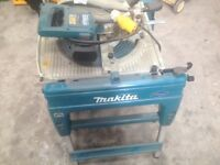 Makita Bench/Chop Saw