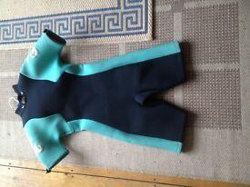 Gul ladies wet suit