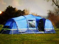 Family tent and Camping gear
