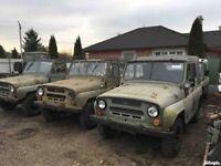 For sale UAZ 459