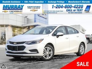 2017 Chevrolet Cruze LT Auto *Bluetooth, Remote Start, Heated Se