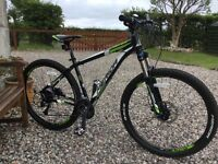 Merida big seven mountain bike