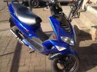 Peugeot speedfight 2 100 cc moted lots new parts