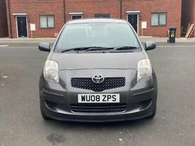 image for AUTOMATIC TOYOTA YARIS TR 1.3 PETROL 5 DOOR HATCHBACK