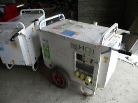 HGI SKD-60 6kVA Diesel generator (Rail Approved)