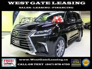 2017 Lexus LX 570 ULTRA PREMIUM | LIKE NEW |