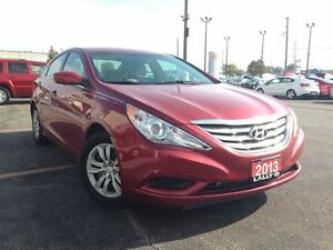 2013 Hyundai Sonata GL $51/week, $0 down, OAC, includes HST & Li