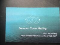 Crystal Healing & Tarot card Reading
