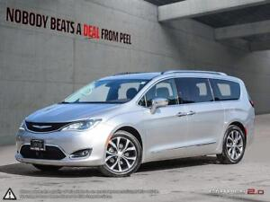 2018 Chrysler Pacifica Limited*Rare Color Combo*20Wheels*Dual DV