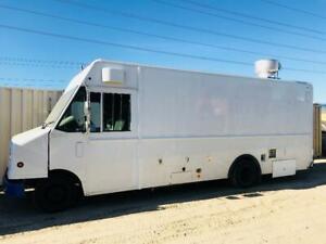 Custom Built Food Truck