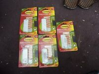 Job lot bulk collection of Command Brand Damage Free Hanging Sawtooth Picture Hangers 3M