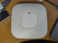 4x Cisco Aironet 3602i 1000 Mbps Wireless Access Point - AIRCAP3602IEK9