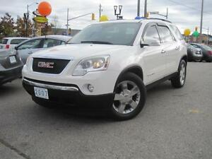 2007 GMC ACADIA SLT2 | AWD • Leather • 2 Sunroofs