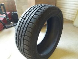 Winter tyres 235/45 R17 good quality