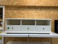 IKEA Southampton, LIATORP, TV bench, white, 145x49x45 cm, WAS £199 #CircularHub