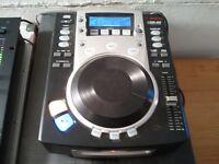 Vestax CDX 05 CDJ DJ CD Deck turntable