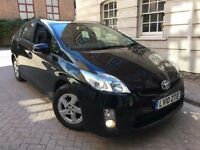 TOYOTA PRIUS 1.8 VVTI = HYBRID ELECTRIC = PCO UBER = 2010 = £7250 ONLY =