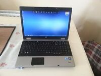 hp 65550b pro book Laptop.