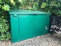 Asgard Bike Shed FOR SALE